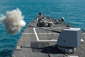Mỹ sẽ sản xuất hàng loạt 'đạn vàng' cho hải quân