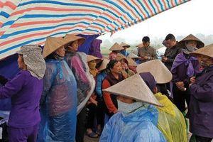 Vụ chặn xe rác: Dân đề nghị Chủ tịch Chung thực hiện lời hứa