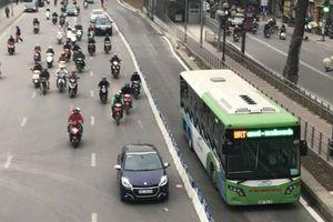 Còn nhiều rào cản hành khách đi xe buýt