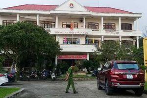 Hé lộ nguyên nhân Phó chánh Thanh tra Quảng Nam tử vong tại trụ sở