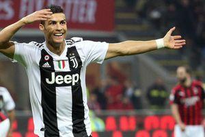 Juventus - AC Milan: CR7 liệu có danh hiệu đầu tiên tại Italia?