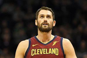 Kevin Love sẽ chia tay Cavaliers vào tháng 1 này