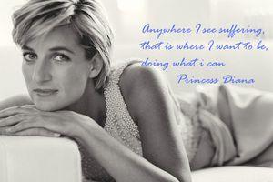 Những câu nói đầy giá trị của công nương Diana