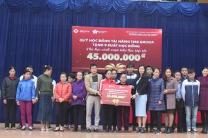 Quỹ học bổng tài năng TMS Group: Chắp cánh ước mơ cho học sinh vượt khó học giỏi tại Vĩnh Phúc