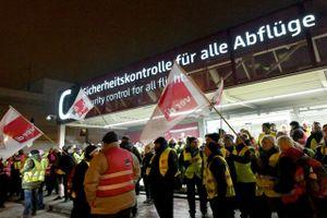 Đức: Nhân viên an ninh tiếp tục đình công, 8 sân bay lớn ảnh hưởng nặng nề