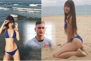Bạn gái Lâm 'tây' và những hot girl mang 'ngôi sao may mắn' của ĐT Việt Nam