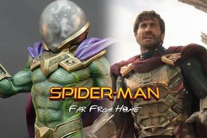 Mysterio - kẻ lạ mặt trong trailer 'Spider-Man: Homecoming' là ai?