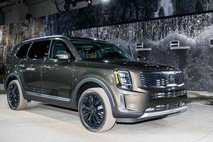 KIA Telluride 2020 đe dọa Ford Explorer và Hyundai Palisade