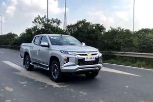 Mitsubishi Triton 2019 chưa trình làng đã lộ giá bán từ 730 triệu đồng