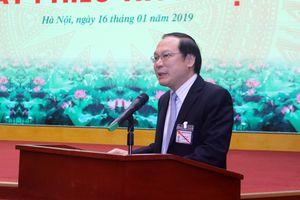 Thứ trưởng Lê Công Thành giữ chức Bí thư Đảng ủy Bộ Tài nguyên và Môi trường nhiệm kỳ 2015-2020