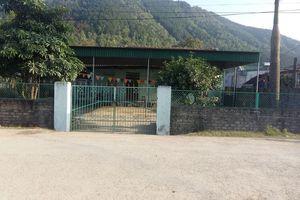 Chạy ra cổng trường mầm non, bé gái 4 tuổi bị xe tải cán tử vong thương tâm