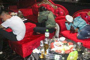 Vĩnh Long: Phát hiện 11 người sử dụng ma túy trong quán bar