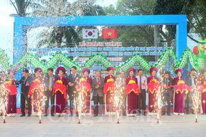 Thừa Thiên Huế khánh thành đường đi bộ trên sông Hương