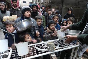 Liên hợp quốc cảnh báo nhiều người dân Syria mắc kẹt giữa sự sống và cái chết