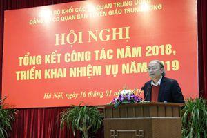 Đảng bộ cơ quan Ban Tuyên giáo Trung ương: Tập trung nâng cao chất lượng sinh hoạt Đảng