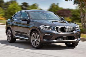 Đại lý BMW bắt đầu nhận đặt hàng X4 2019 với giá gần 3 tỷ đồng