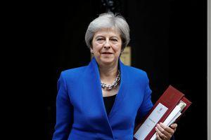 Tin ảnh: Kế hoạch Brexit của Thủ tướng Anh không nhận được ủng hộ ở hạn viện Anh