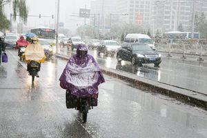 Thời tiết ngày 16/1, miền Bắc trời rét đậm, rét hại, có nơi dưới 5 độ C