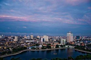 Hà Nội và TP Hồ Chí Minh nằm trong top 10 thành phố năng động nhất