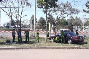 Công an Bình Phước xác định không có việc ô tô bị đặt mìn