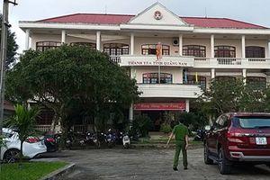 Phó Chánh thanh tra tỉnh Quảng Nam tử vong vì rơi từ tầng cao xuống?