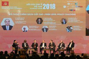 Diễn đàn Kinh tế Việt Nam 2019: Củng cố nền tảng tăng trưởng bền vững