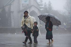 Thời tiết hôm nay: Rét đậm, rét hại trên diện rộng