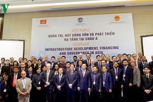 Kinh nghiệm quốc tế về quản trị, huy động vốn phát triển cơ sở hạ tầng