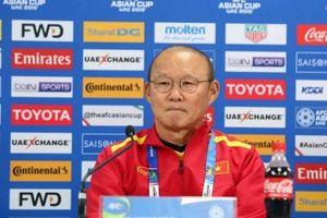 HLV Park Hang-seo: 'Việt Nam sẽ thắng vì người hâm mộ'
