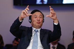 Nhà sáng lập Huawei lần đầu tiên lên tiếng sau khi con gái bị bắt giữ