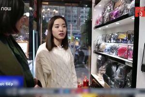 Sắp Tết, dân Trung Quốc đổ xô đi mua đồ cũ