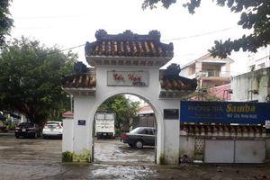 Thừa Thiên - Huế: Bị xử phạt vì tự ý cho thuê đất của Nhà nước