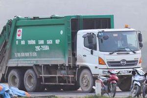 Tập trung lực lượng, tăng ca để xử lý rác thải tồn đọng