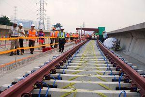 Cần 'luật hóa' phát triển mạng lưới đường sắt đô thị