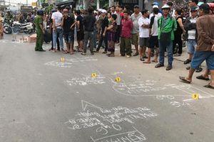Ôtô chở rác cán chết hai thanh niên ở TP HCM