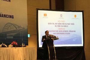 Việt Nam đã triển khai được 147 dự án với tổng mức đầu tư khoảng 52 tỷ USD qua PPP