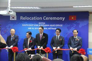 Hàn Quốc rời trụ sở chính của KOTRA Đông Nam Á từ Singapore tới Hà Nội