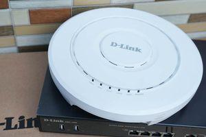D-Link DWL-7620AP: Unified Access Point 3 băng tần dành cho doanh nghiệp