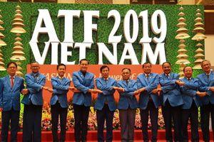 Khai mạc Diễn dàn Du lịch ASEAN (ATF 2019): 'ASEAN - Sức mạnh của sự thống nhất'