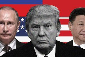 Cuộc chạy đua soán ngôi quyền lực toàn cầu: Đích đến thuộc về Trung Quốc, Nga hay Mỹ?