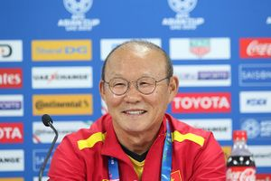 HLV Park tiết lộ bất ngờ tại họp báo sau trận thắng Yemen
