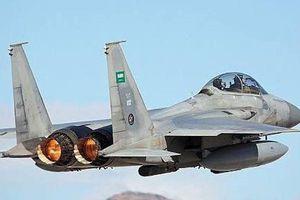 Saudi Arabia tấn công dữ dội vào lực lượng Houthi, 23 tay súng thiệt mạng