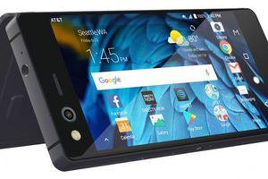 LG giới thiệu smartphone màn hình gập tại MWC 2019