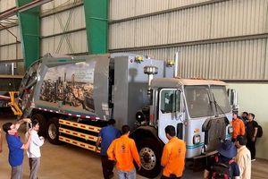 VWS mời 4 chuyên gia Hoa Kỳ sang đào tạo lái 'siêu xe' rác