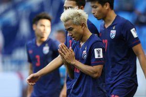 Thái Lan gặp Trung Quốc tại vòng 1/8 Asian Cup