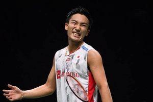 Kento Momota bất ngờ thua trận khởi đầu mùa giải mới