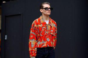 Tuần lễ thời trang nam Thu - Đông 2019: Milan phủ đầy gam màu nổi bật