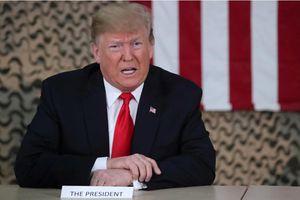 TT Trump muốn hệ thống phòng thủ kiểu 'Chiến tranh giữa các vì sao'