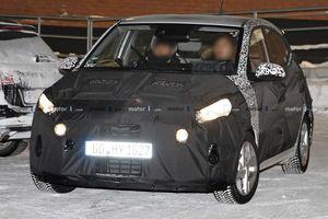 Đây là Hyundai i10 bản 2020?