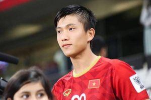 Minh Vương tự nhận đẹp trai, Văn Đức hồi hộp chờ kết quả ở Asian Cup